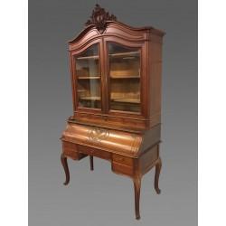 Bureau-bibliothéque Style Louis XV