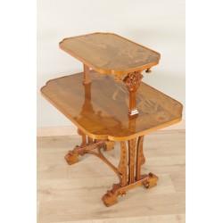 Table é Thé - Émile Gallé (1846-1904)