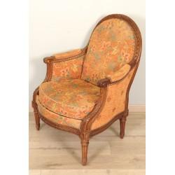 Bergére Style Louis XVI