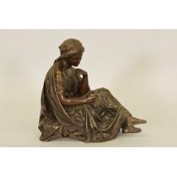 Bronze à l'Antique Signé Moreau