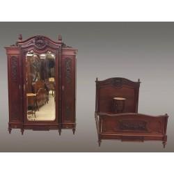 Chambre é Coucher Style Louis XVI