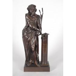 Bronze Jésus XIXe siècle