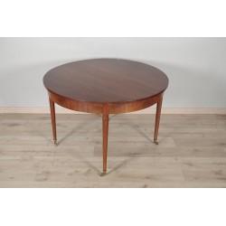 Table style Louis XVI acajou