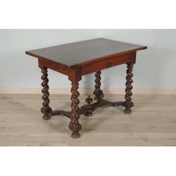 Table à écrire époque Louis XIII