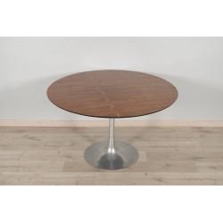 Eero Saarinen pour Knoll, table tulipe